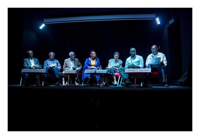 Felwine Sarr: « Nous devons gagner la bataille de la représentation »