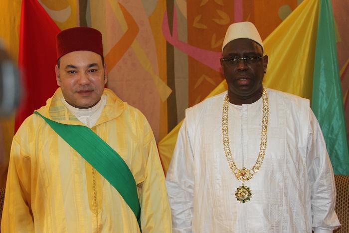 Visite d'amitié et de travail: le Roi du Maroc est arrivé à Dakar