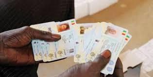 Carte d'identité biométrique: démarrage des commissions dans 7 régions