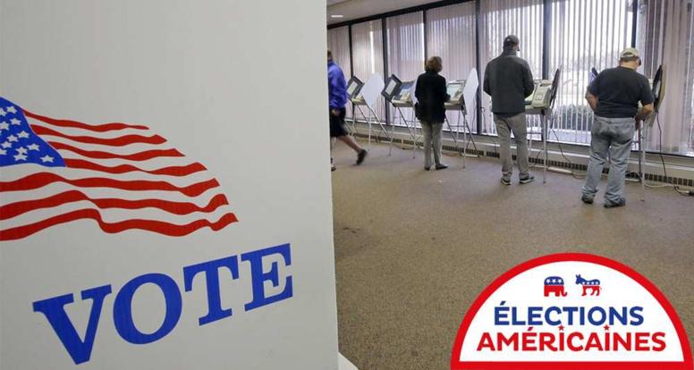 EN DIRECT - Elections américaines : les bureaux de vote sont ouverts