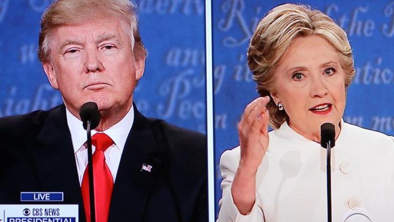 Elections américaines : les prévisions d'étudiants donnent Hillary Clinton gagnante