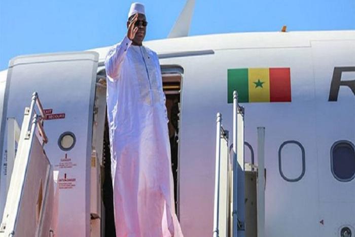 Le Président Macky Sall s'envole pour Washington