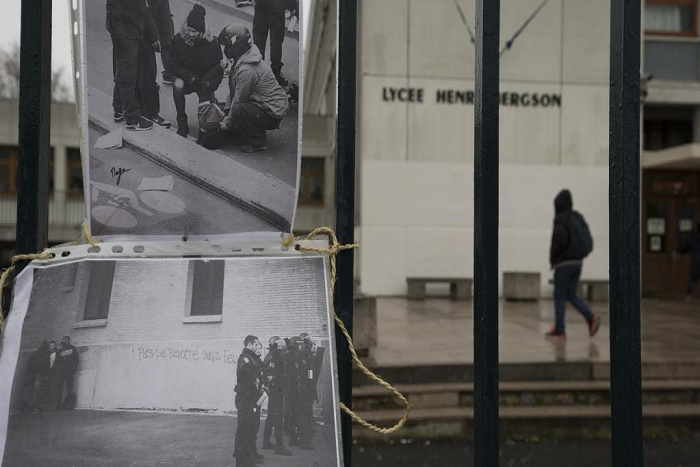 Paris. Procès du policier qui a frappé un ado du lycée Bergson