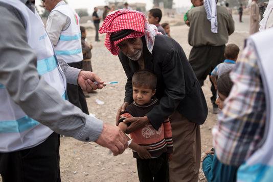 La rougeole a tué plus de 134 000 enfants dans le monde en 2015