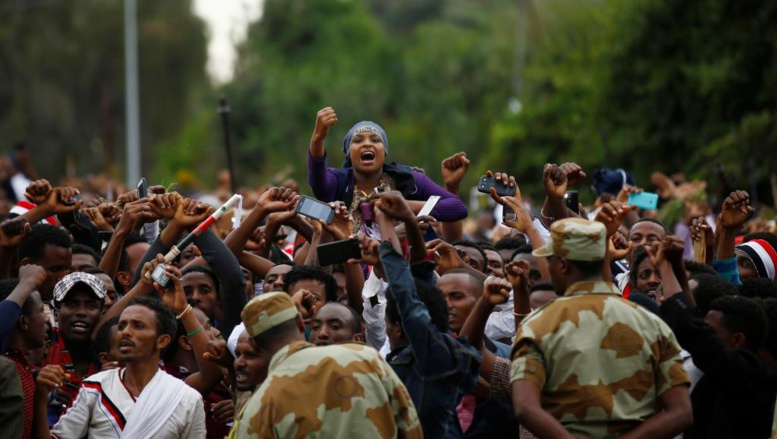 Ethiopie: plus de 11500 personnes arrêtées depuis le début de l'état d'urgence