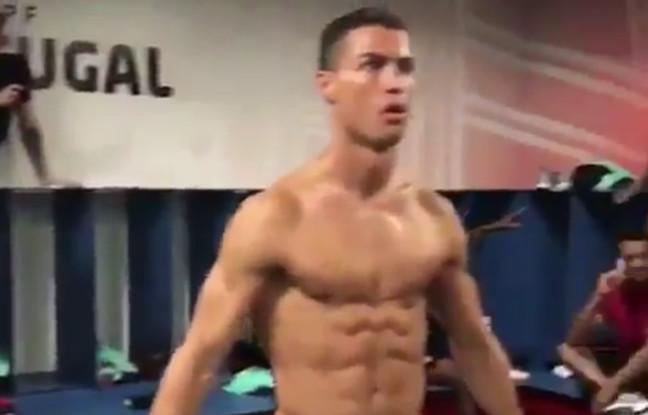 Cristiano Ronaldo : Le mannequin challenge de l'équipe du Portugal (la vidéo qui  fait le buzz)