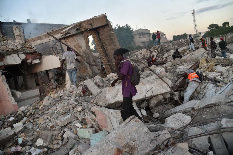 Les catastrophes naturelles coûtent 520 milliards de dollars par an, selon la Banque Mondiale