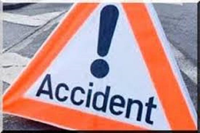 Kaolack : 1 mort et 3 blessés dans un accident de la route