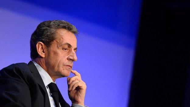 """""""Sarkozy a reçu des fonds de Kadhafi"""""""
