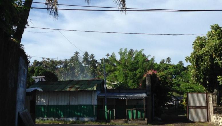 Plus d'Internet aux Comores