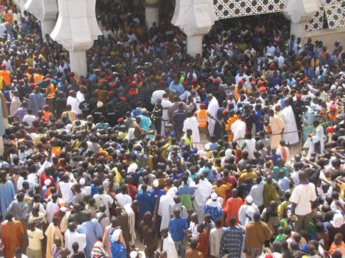 Touba : le maire de Ndiéyène Sirakh victime des pickpockets