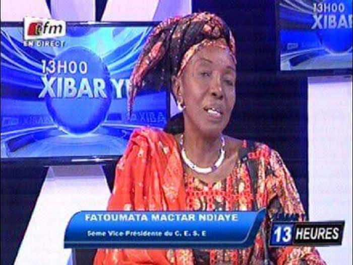 Fatoumata Makhtar Ndiaye, 5ème vice-présidente du CESE égorgée chez elle, son fils entre la vie et la mort