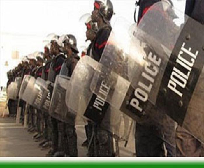 Renforcement de la sécurité: l'Etat va recruter 3500 policiers et gendarmes