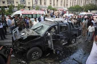 Urgent - Benghazi: au moins 4 personnes ont été tuées et 13 autres blessées dans l'explosion d'une voiture piégée