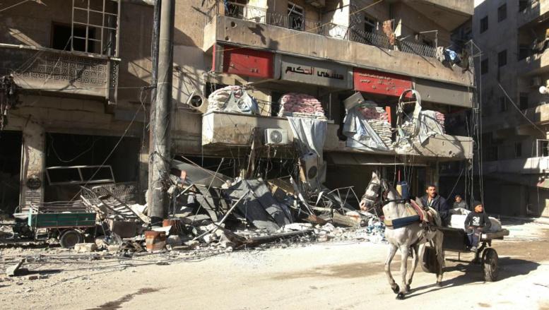 Syrie: le régime de Damas progresse à Alep, un million d'assiégés