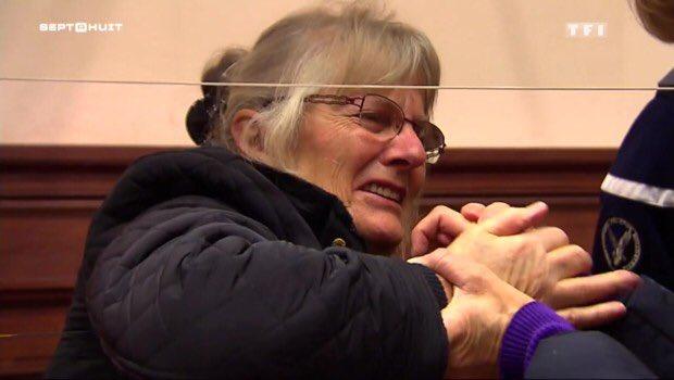 La justice maintient Jacqueline Sauvage en prison pour le meurtre de son mari violent
