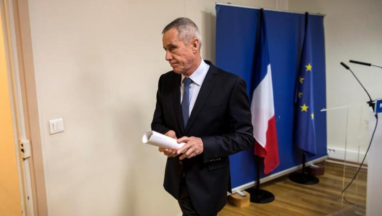 Attentat déjoué en France: les suspects avaient prêté allégeance au groupe EI