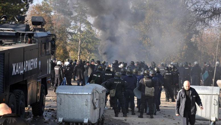 Bulgarie: échauffourées dans un camp de migrants