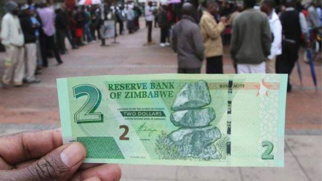 Le Zimbabwe lance sa nouvelle monnaie