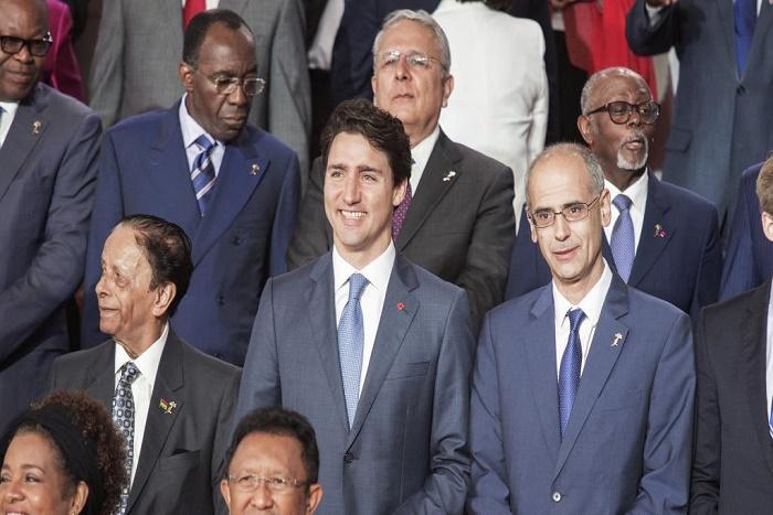 Le Canada omniprésent lors du XVIe sommet de la Francophonie