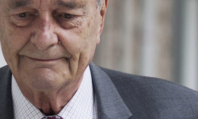 Jacques Chirac se réjouit de la défaite de Nicolas Sarkozy à la primaire à droite