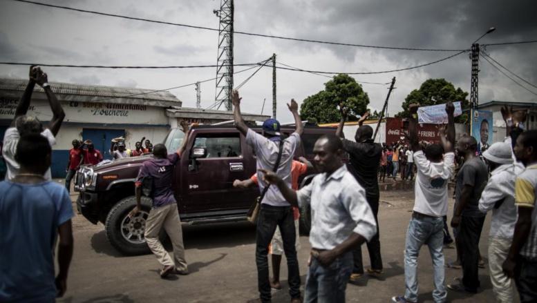 Congo: Me Massengo Tiassé dénonce l'arrestation d'un proche de Ntumi