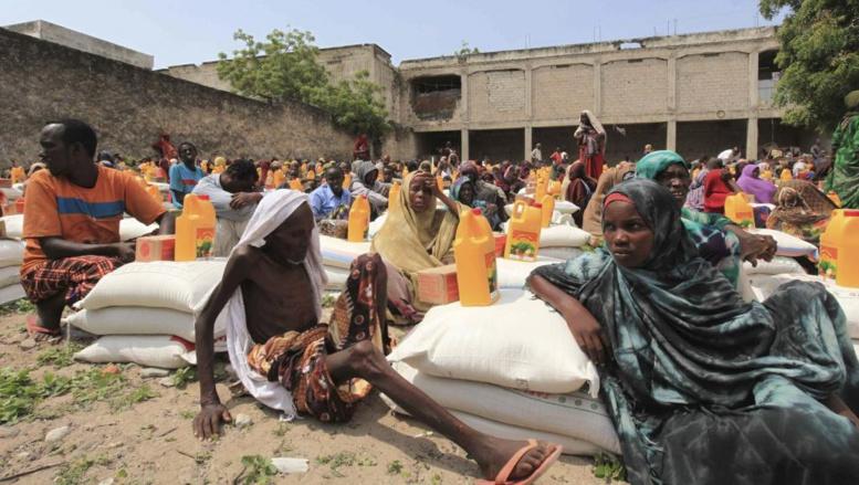En Somalie, la famine menace de frapper à grande échelle