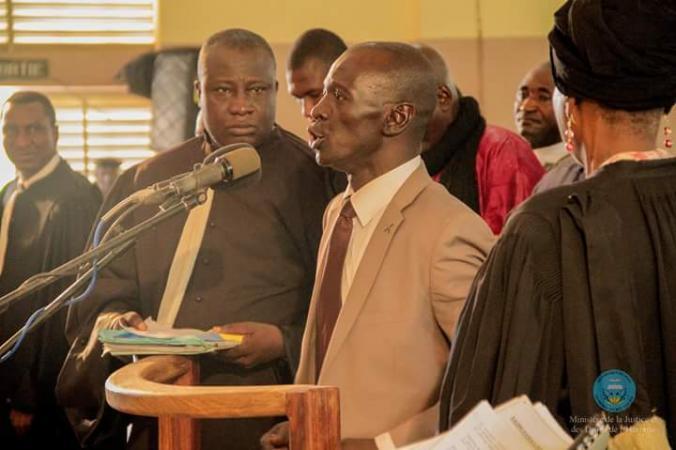 Affaire des bérets rouges assassines : Enfin Amadou Aya Sanogo et ses 17 coaccusés devant le juge
