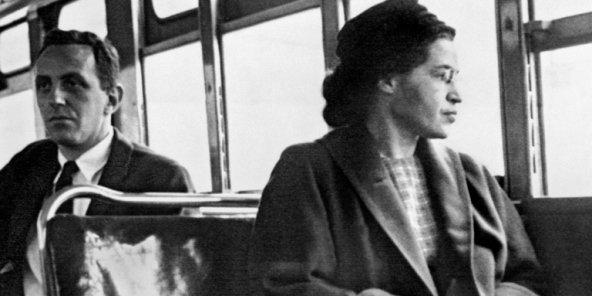Ce jour-là, le 1er décembre 1955, Rosa Parks refusait de céder sa place dans un bus