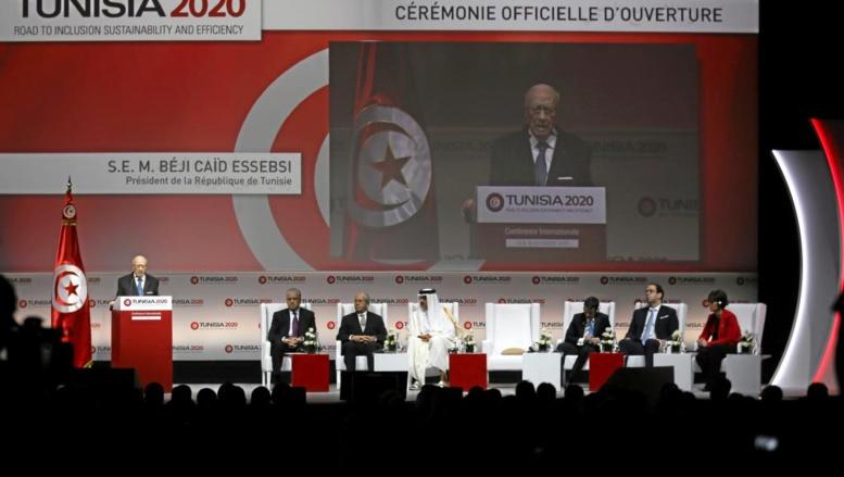 Tunisie 2020: près de 15 milliards d'euros engrangés pour le pays