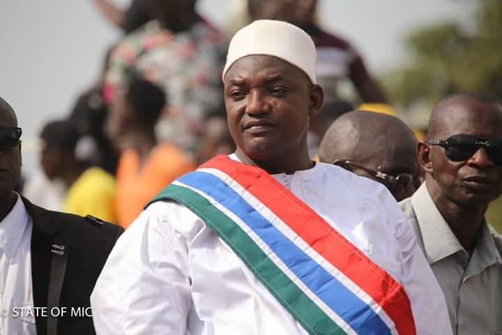Direct de Gambie - Présidentielle :  Adama Barrow renouvelle sa confiance dans une victoire écrasante
