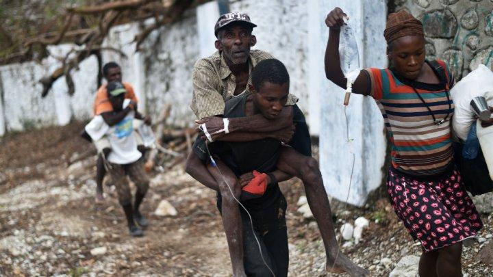 Haïti : Ban Ki-moon présente les excuses de l'ONU aux Haïtiens pour le choléra
