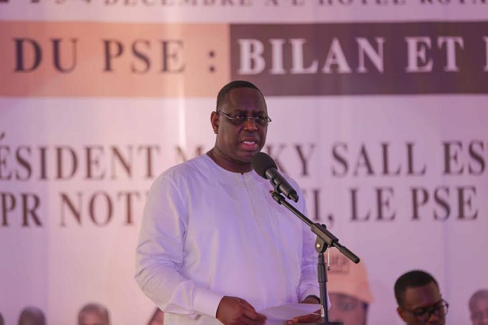 Législatives 2017 : Macky renvoie les responsables de l'APR à leur base