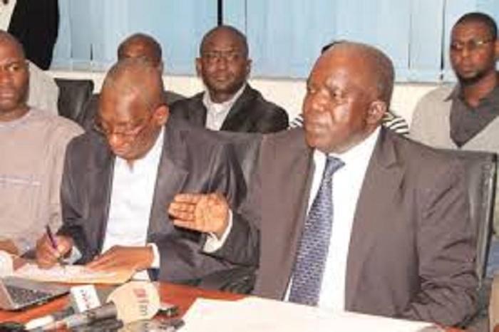 FPDR: Ablaye Mamadou Guissé, Ousmane Faye et Pape Makhtar Diallo exclus