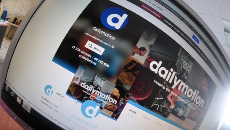 Dailymotion: les données de 85 millions de comptes ont été dérobées