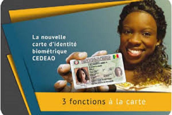 Carte d'identité biométrique de la CEDEAO: la gratuité sera maintenue passé le délai de 6 mois