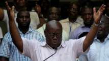 Ghana: Nana Akufo-Addo remporte la présidentielle