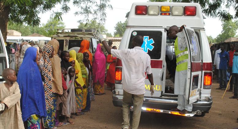 Nigeria: au moins 160 morts dans l'effondrement d'une église