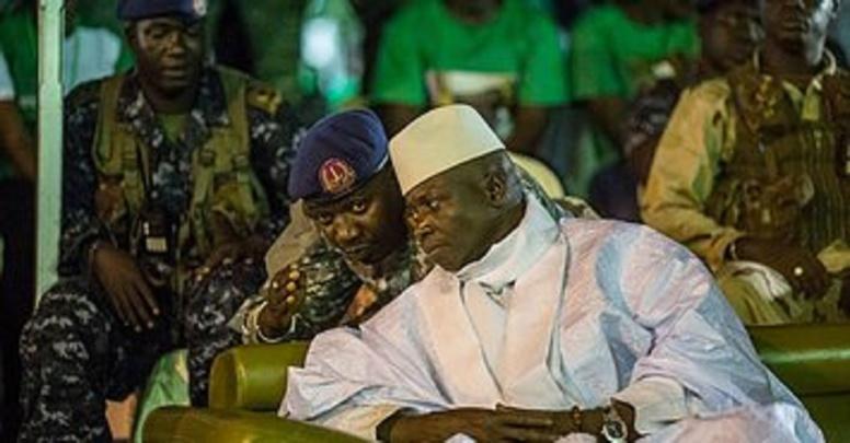 URGENT Yaya Jammeh sur le point de céder ? Il accepte la venue de la mission de la CEDEAO ce mardi