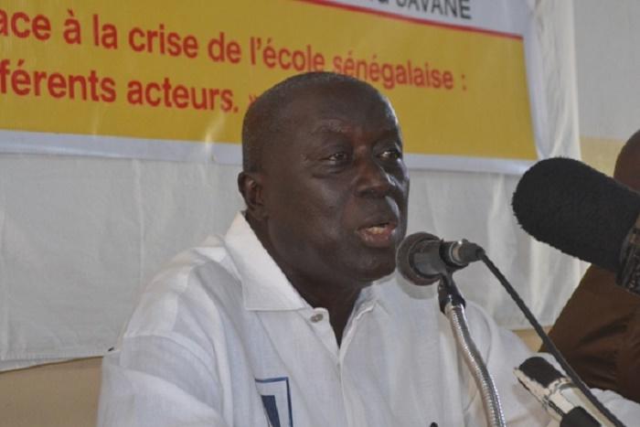 Landing Savané appelle la CEDEAO à neutraliser le président Yahya Jammeh