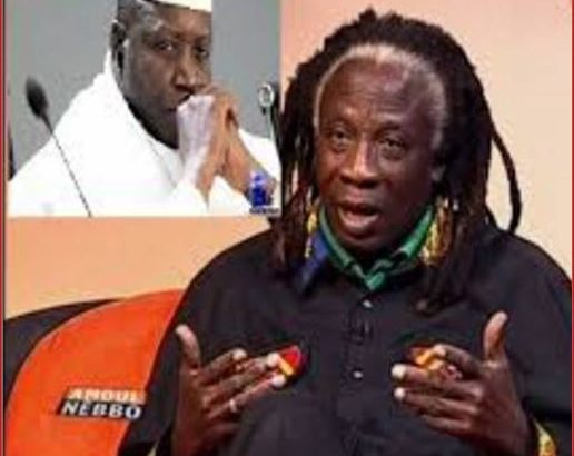Gambie : Le chanteur Ouza Diallo invite son ami Président Yahya Jammeh à accepter sa défaite