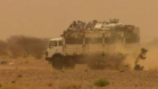 Migrants : l'UE finance le Niger