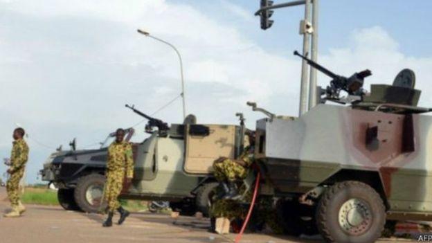 Burkina : onze morts dans une attaque