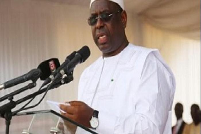 Macky Sall inaugure la nouvelle centrale électrique des Industries chimiques du Sénégal (ICS) d'une capacité de 20 mégawatts