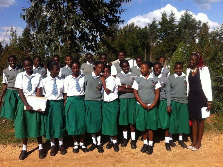 Josephine Kulea, la Kényane qui « donne de l'espoir » à Barack Obama
