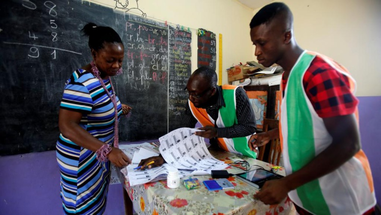 Législatives ivoiriennes: les premiers résultats attendus dans la journée