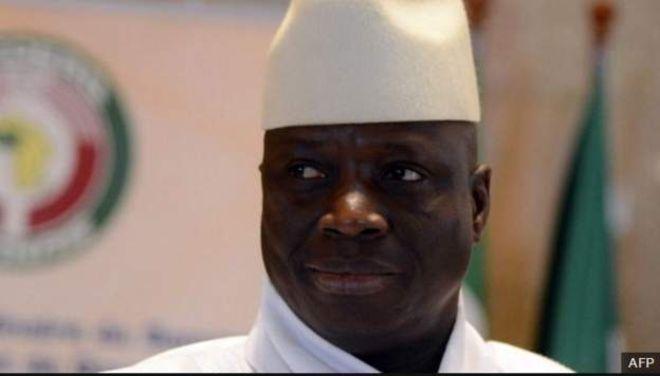 L'ambassadeur de Gambie aux États-Unis démis de ses fonctions par Jammeh