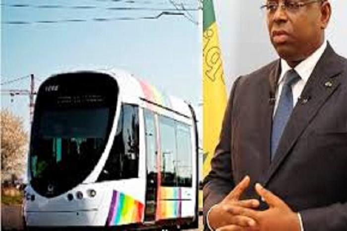 Train express régional : Macky prône la fermeté et l'intransigeance face à Alstom « les délais de livraison sont incompressibles »
