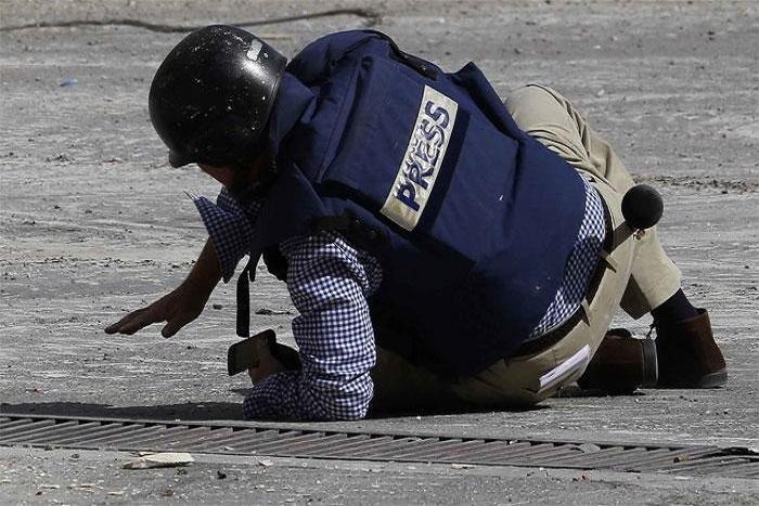 Rapport 2016 de RSF : 74 journalistes assassinés dans le monde