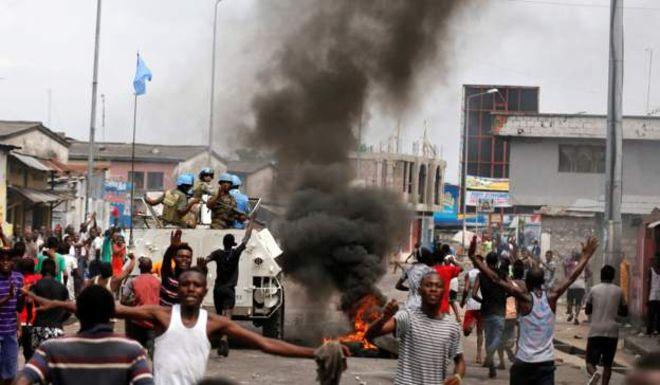"""""""Vingt civils tués à Kinshasa"""""""